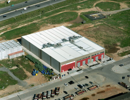 Nave industrial en Pallejà – Avda. de la Ribera, 5